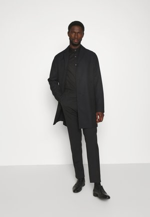 SLIM FIT STEHKRAGEN - Formal shirt - schwarz