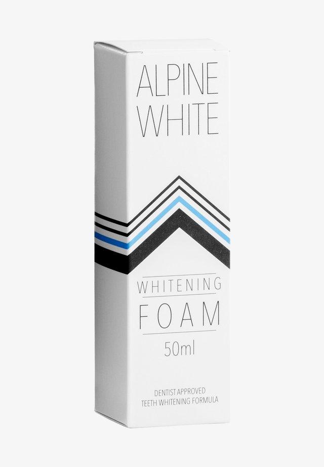 WHITENING FOAM - Dental care - weiß