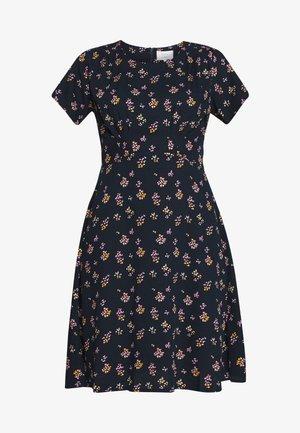 NUANOMA DRESS - Day dress - sapphire