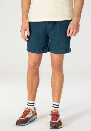 Shorts - petrol blue