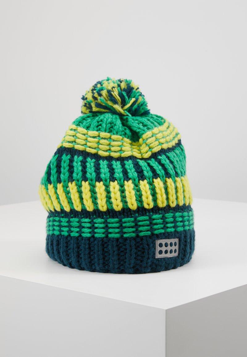 LEGO Wear - WALFRED HAT - Czapka - dark khaki