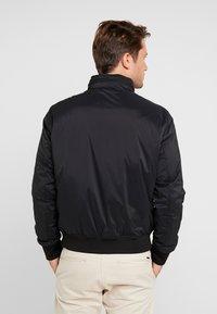 Armani Exchange - Summer jacket - black - 3