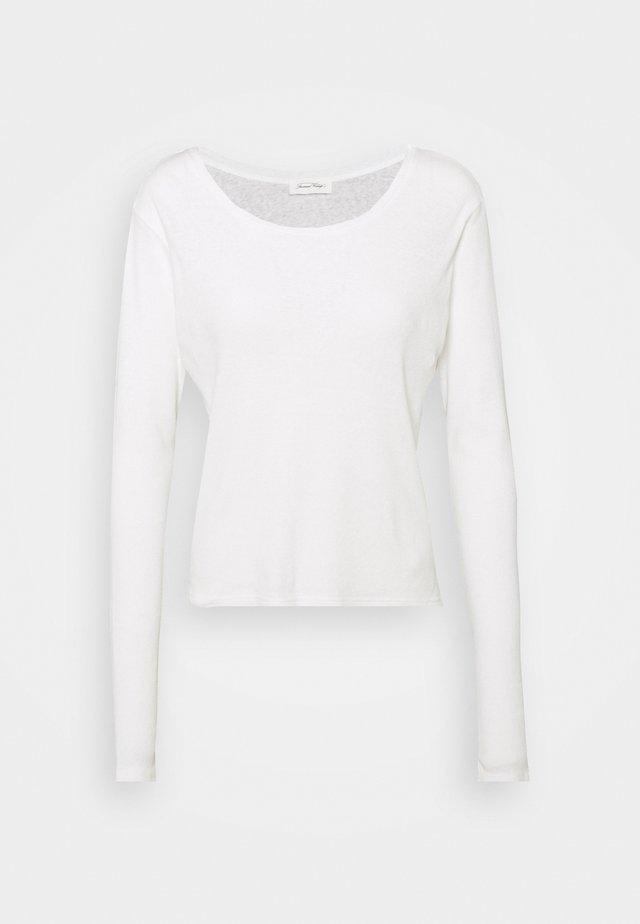 GABYSHOO - Long sleeved top - blanc