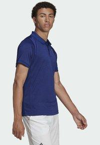adidas Performance - TENNIS FREELIFT - Polo shirt - blue - 4