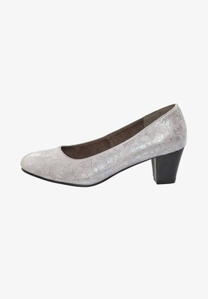Classic heels - hellgrau