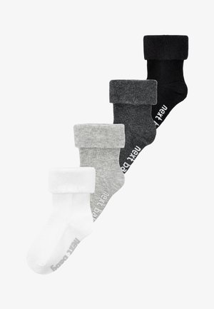 4 PACK SOCKS - Ponožky - grey