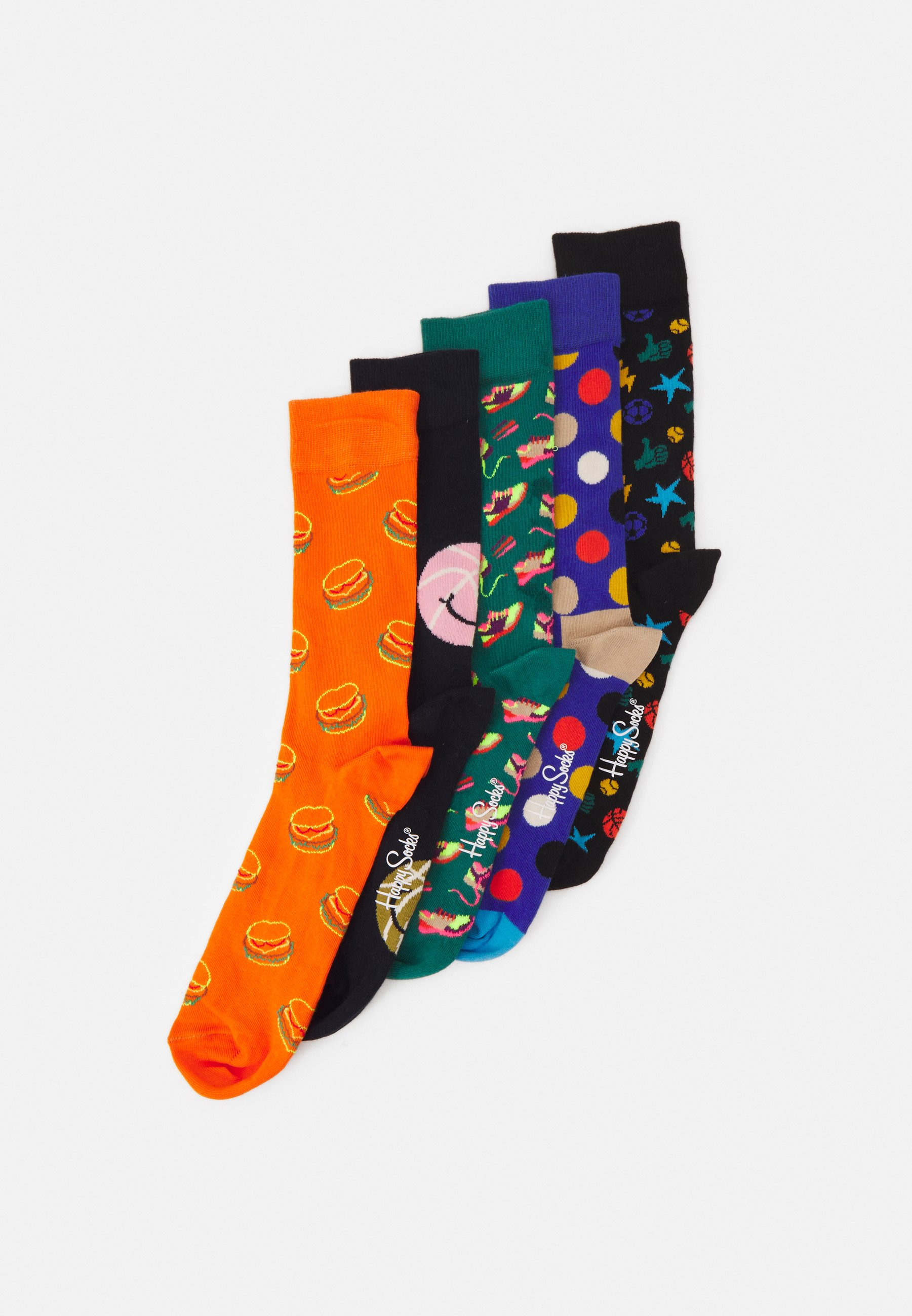 Femme GAME DAY 5 PACK UNISEX - Chaussettes