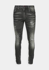 Antony Morato - GILMOUR - Jeans Skinny Fit - black - 4