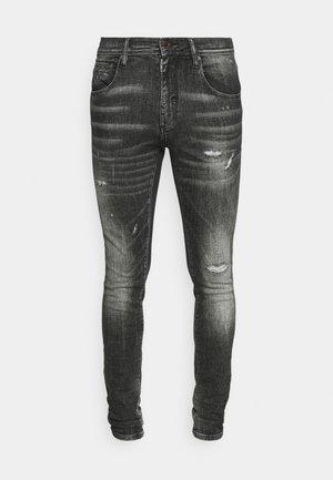 GILMOUR - Jeans Skinny Fit - black