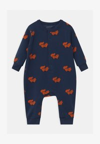 TINYCOTTONS - FOXES ONE-PIECE - Jumpsuit - light navy/sienna - 0