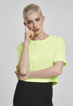 Basic T-shirt - electriclime