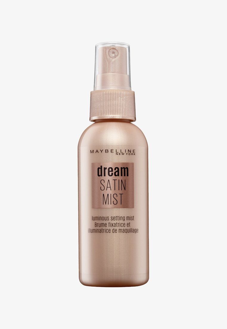 Maybelline New York - DREAM SATIN MIST - Fixeerspray & -poeder - -