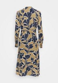 Esprit Collection - DRESS 2-IN-1 - Day dress - cream beige - 1