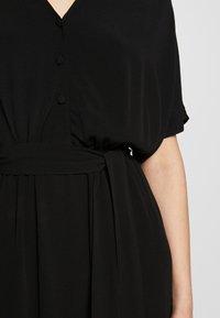 Selected Femme - SLFVIENNA DRESS - Day dress - black - 6