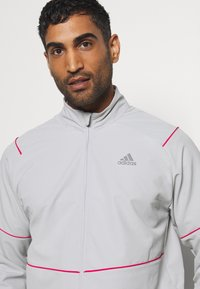 adidas Golf - HYBRID - Sportovní bunda - grey - 3