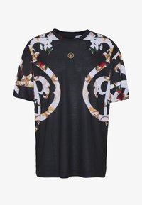 SIKSILK - BOXY FLORAL TEE - Triko s potiskem - multi-coloured - 3