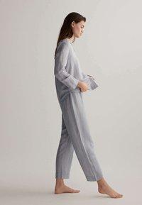 OYSHO - Pyjama bottoms - light blue - 1