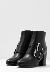 Even&Odd Wide Fit - Nilkkurit - black - 4