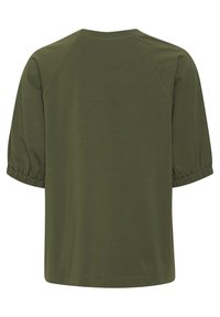 Kaffe - LINDA  - Basic T-shirt - grape leaf - 5