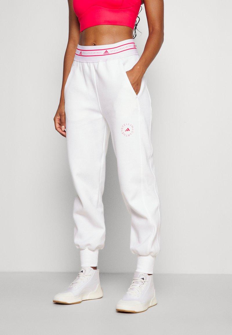 adidas by Stella McCartney - Pantalones deportivos - white
