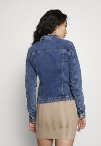 ONLY Tall - ONLTIA JACKET - Chaqueta vaquera - medium blue denim - 2