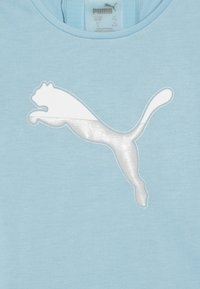 Puma - ACTIVE SPORTS TEE  - Print T-shirt - milky blue - 3