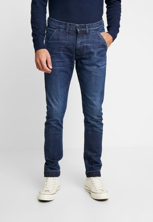 LUKE TAILORED - Jeans slim fit - dark clean foam