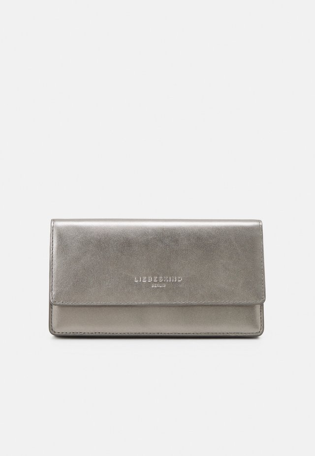 SLAM - Wallet - warm metal