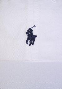 Polo Ralph Lauren - CLASSIC - Kšiltovka - white - 4