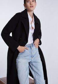 SET - Classic coat - black - 4