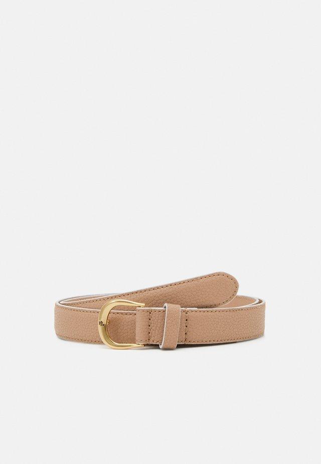 CLASSIC KENTON - Pásek - nude/vanilla