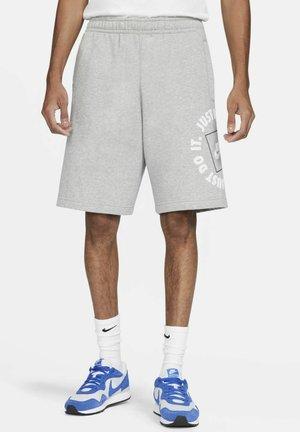 Shorts - dark grey heather/iron grey