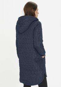 Kaffe - KASALLE - Winter coat - midnight marine - 2