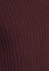 Zign - Jumper - mottled bordeaux - 6