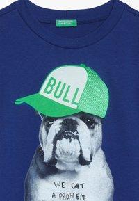 Benetton - Langærmede T-shirts - blue - 3