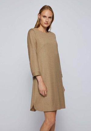 DAKASA - Day dress - light brown