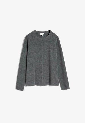 DARIAA   - Trui - mid grey melange