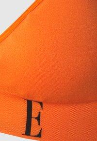ELLE - SEAMFREE BRALETTE - Triangle bra - orange - 2