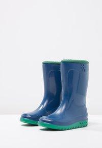 Romika - LITTLE BUNNY - Wellies - blau/minze - 2