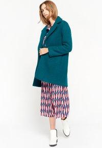 LolaLiza - Short coat - blue - 2