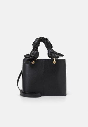 MINI TOTE GRAB - Handbag - black