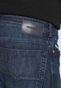 Diesel - ZATINY - Jeans Bootcut - dark blue denim - 5
