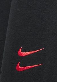 Nike Sportswear - CREW - Sudadera - black/green - 3
