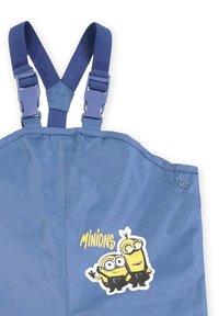 Minions - MATSCH UND BUDDELANZUG SET-Waterproof jacket - Regenbroek - marine print - 4