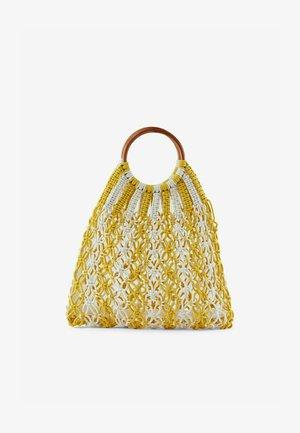 Handbag - lemon drop