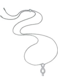 Swarovski - Necklace - silber - 3