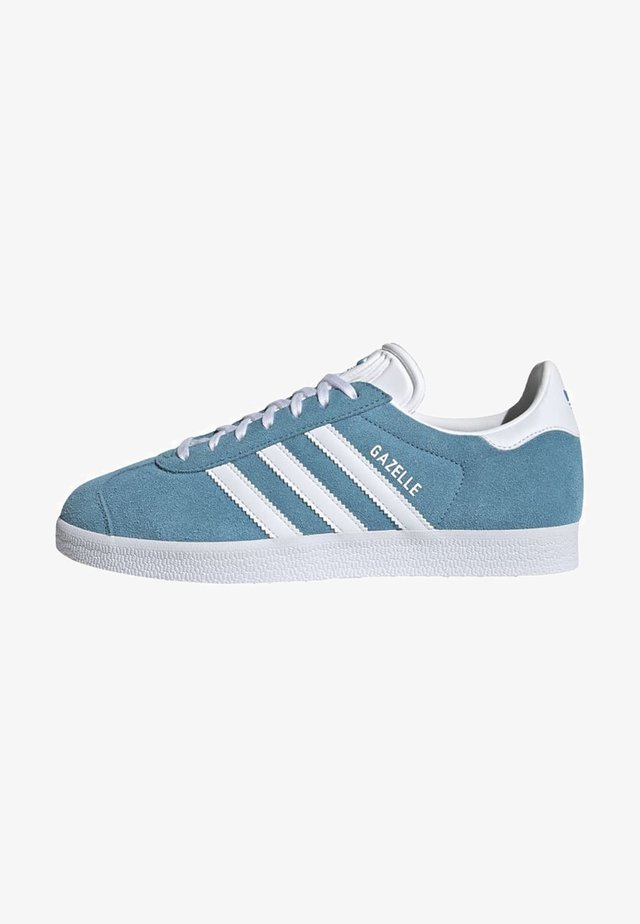 GAZELLE W - Baskets basses - blue