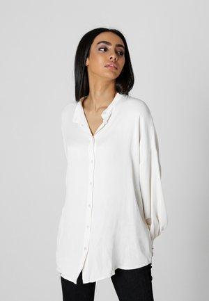 GIOVANNA - Button-down blouse - creme