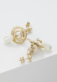 Vivienne Westwood - PEARL DROP EARRINGS - Earrings - rhodium - 2