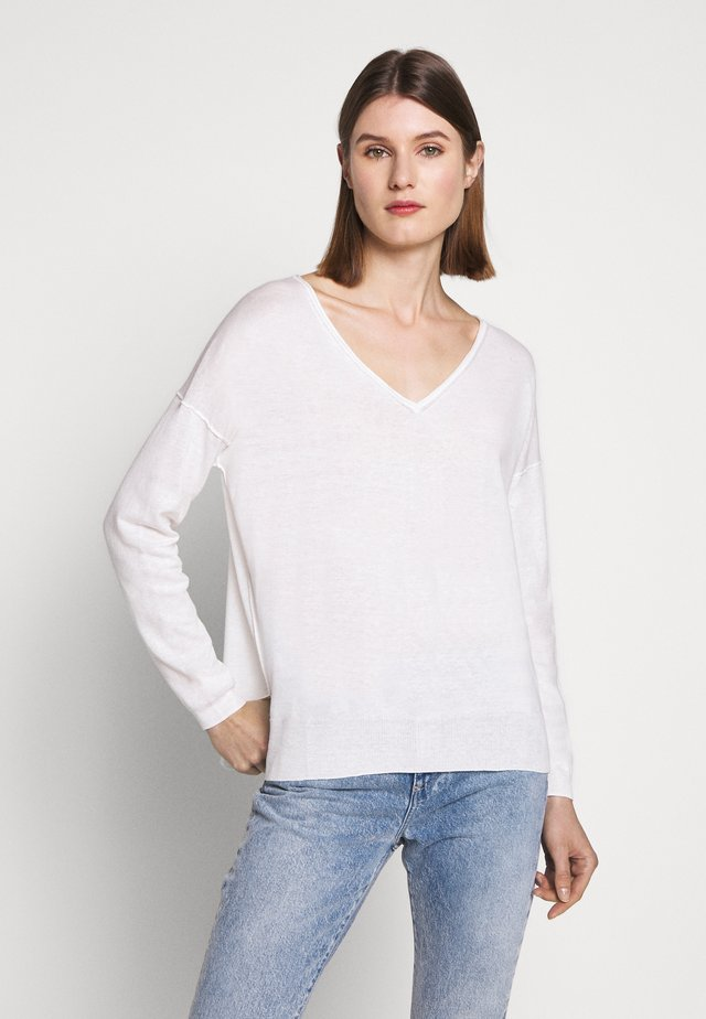 WOMEN´S - Pullover - ivory